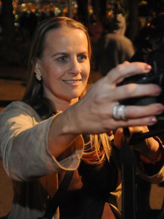 Sandra Vogel- boa vibração- (foto: Túlio Santos/EM/D.A.Press)