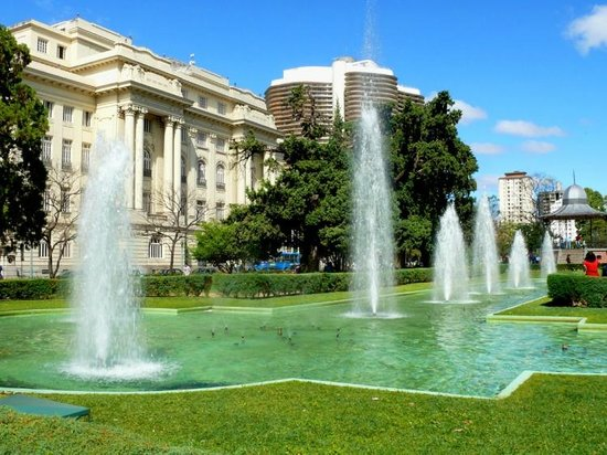As 3 praças mais bonitas de Belo Horizonte