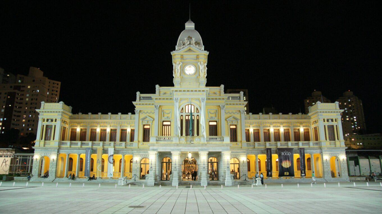 Praça da Estação terá nova iluminação até fevereiro de 2021