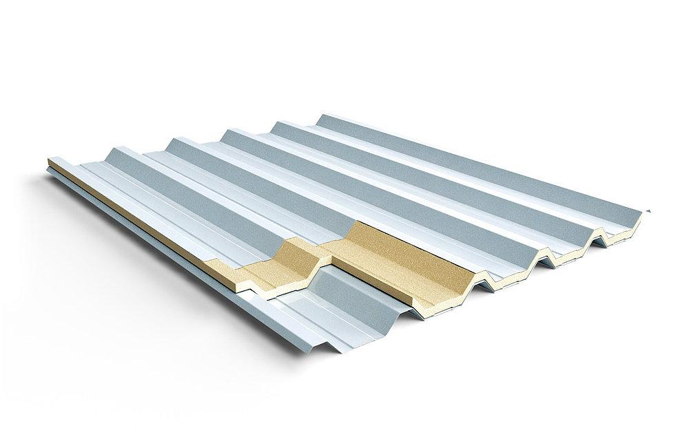 Coberturas e telhados termoacústicas na Pampulha