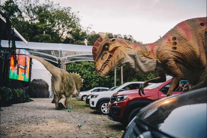 Jurassic Safari Experience: O 'Jurassic Park' de BH