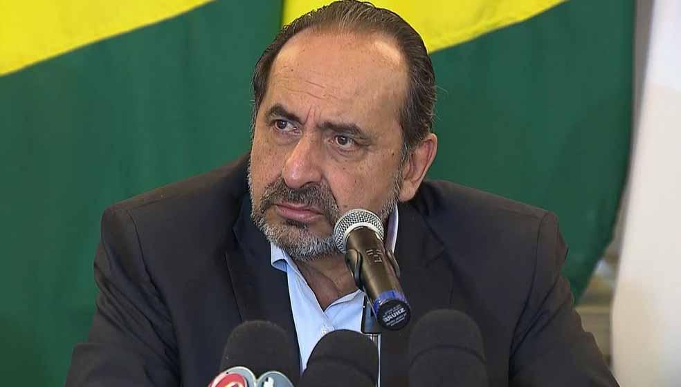 Kalil diz que pode multar Bolsonaro se fizer motociata em BH e não usar máscara